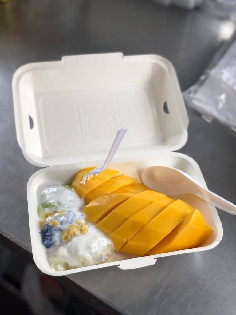 กล่องอาหารกระดาษ