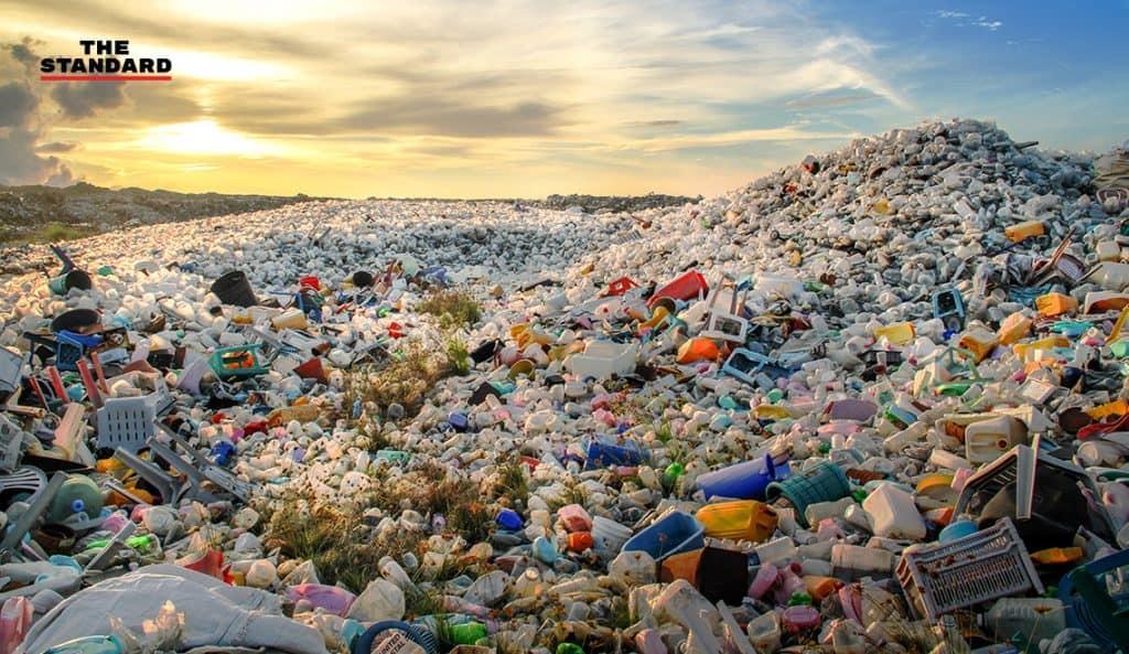 พลาสติกที่ก่อให้เกิดขยะ